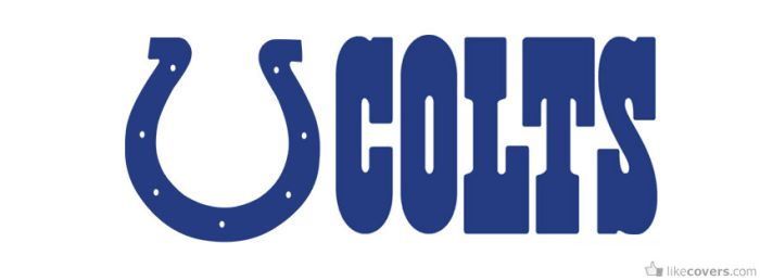 COLTS Logo NFL