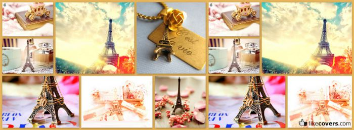 Cute Paris Collage