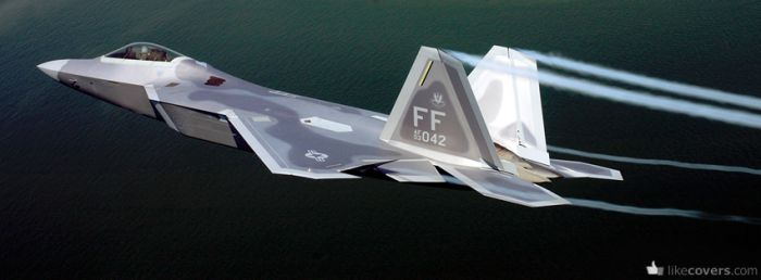 F-22 Raptor Facebook Covers