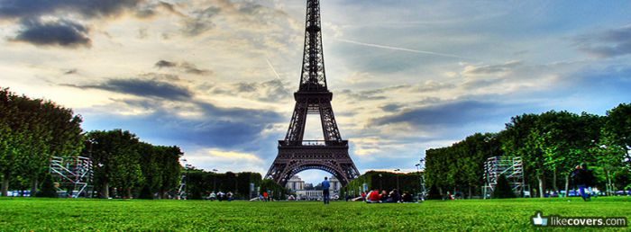 Just another photo of Paris Eiffel Tower
