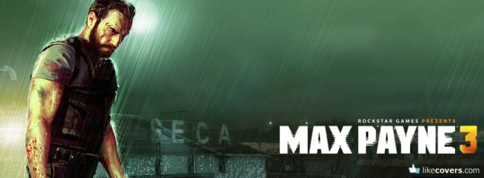 Max Payne 3 Facebook Covers