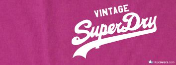 Pink Vintage SuperDry Clothing