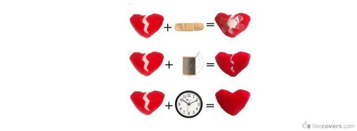 Time heals the heart